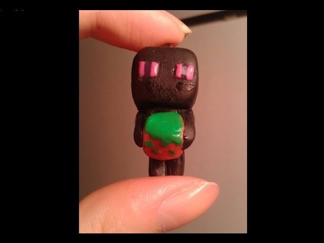 Tutorial: how to make a little Enderman!