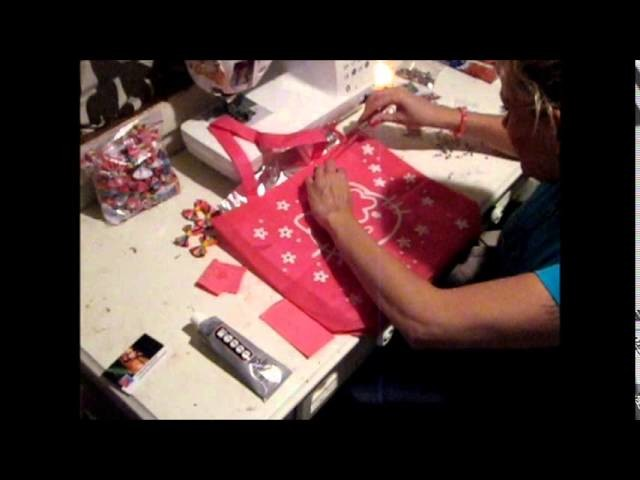 Blingy Reusable Shopping Bag DIY