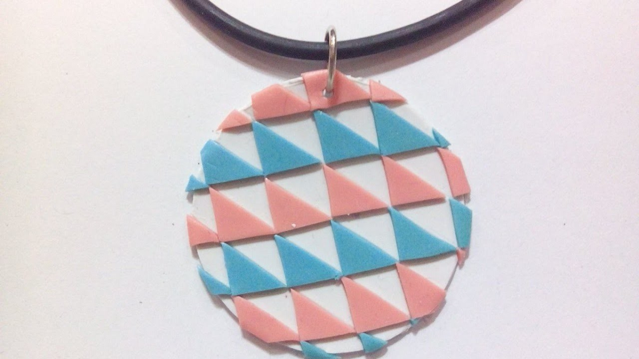 Create a Beautiful Geometric Pendant - DIY Style - Guidecentral