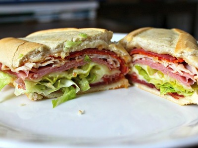 Create the Ultimate Hot Italian Sub - DIY Food & Drinks - Guidecentral
