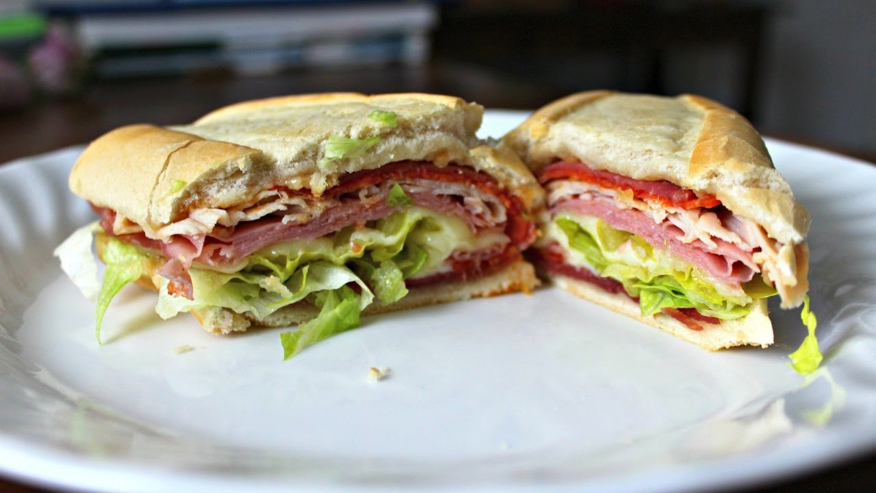 Create the Ultimate Hot Italian Sub - DIY Food & Drinks - Guidecentral