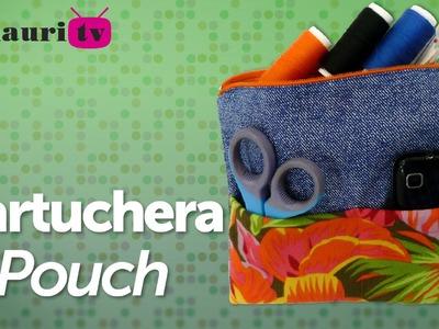 DIY - Cartuchera Multiuso ( Multipurpose Makeup & Pencil Bag )