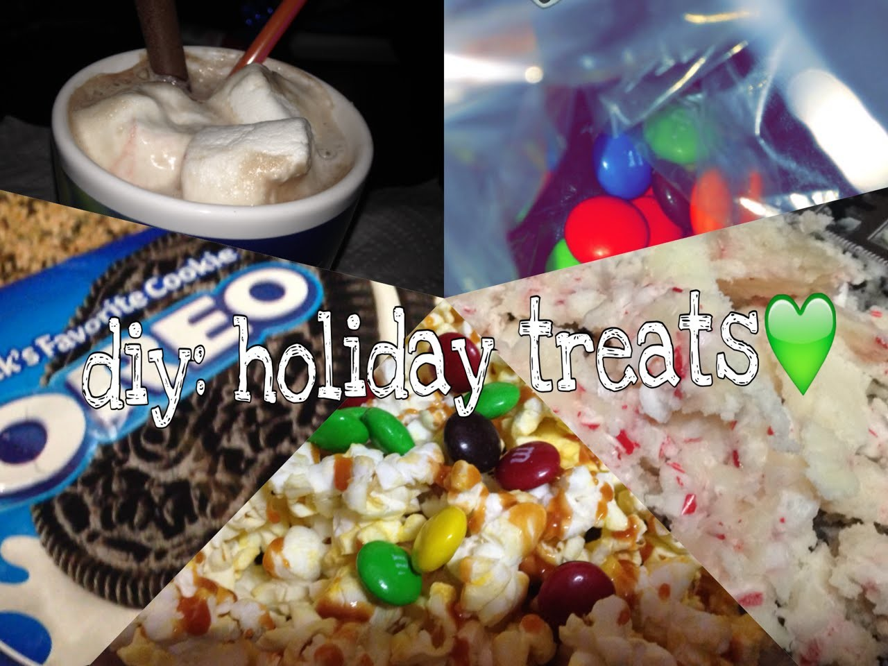 Diy: holiday treats | kennxelizabeth