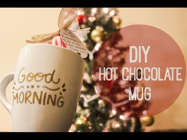 ❅ | DIY | Last Minute Hot Chocolate Gift ❅