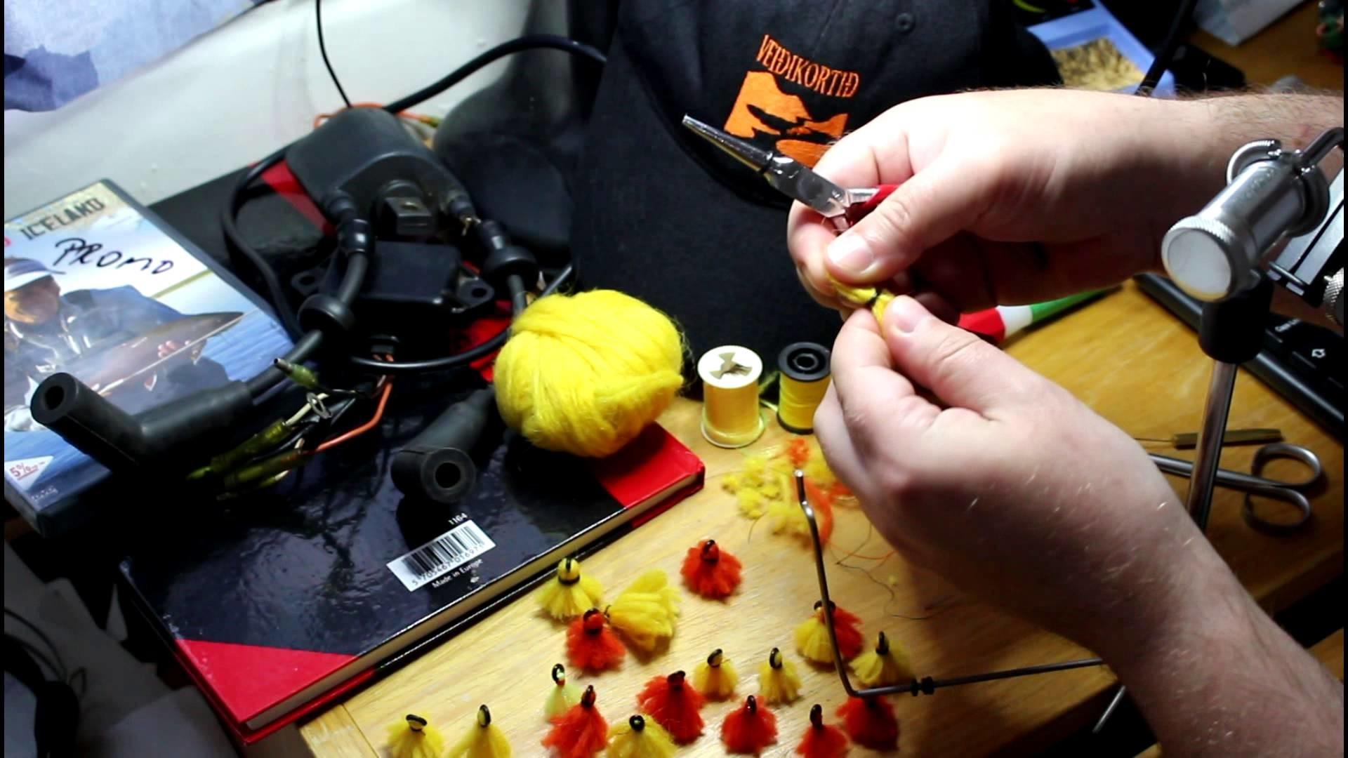 DIY Strike indicator for fly fishing - Version 2