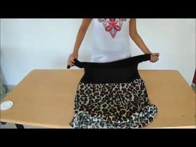 """DIY """"Top-Dress"""""""