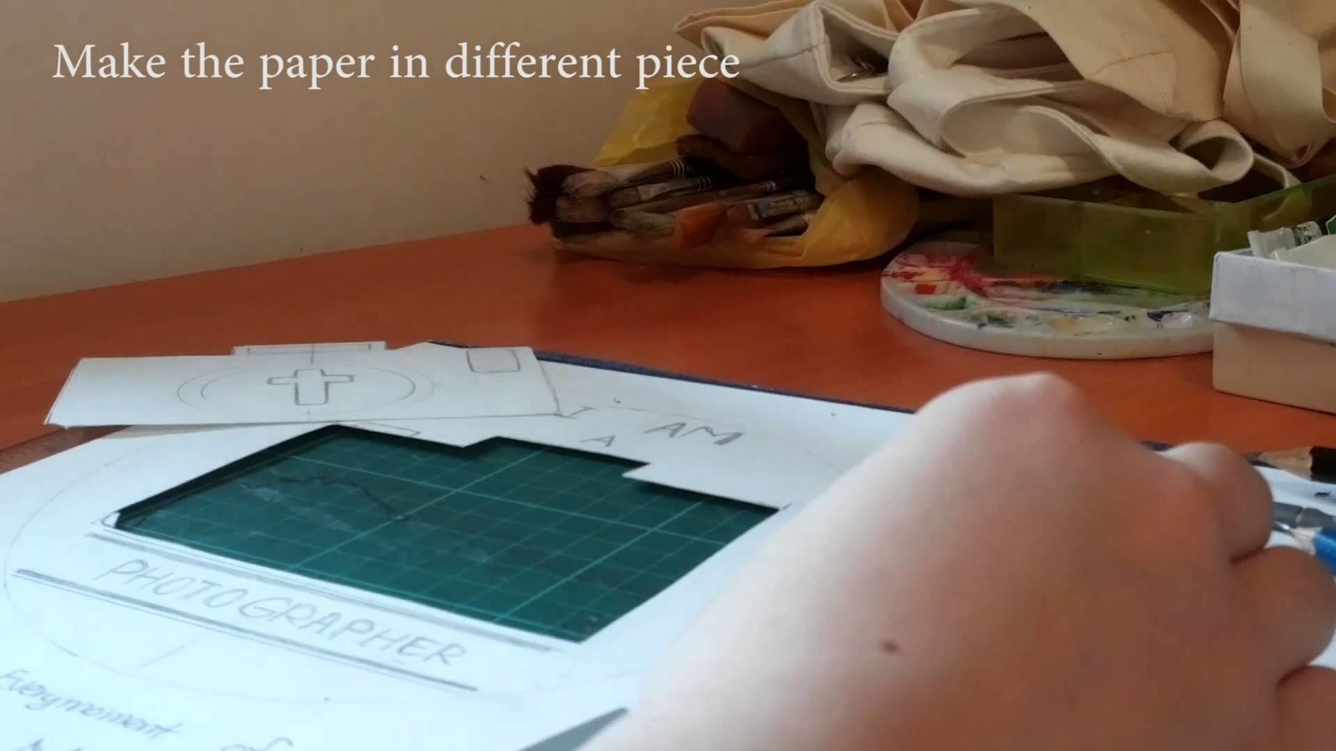 Draw bag DIY