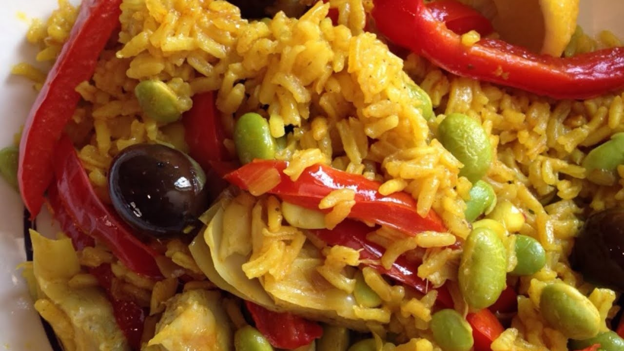Make Yummy Spicy Vegetarian Paella - DIY Food & Drinks - Guidecentral