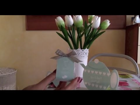 "WEDDING DIY ""TEA BAG"": Segnaposto low-cost, facile e veloce."