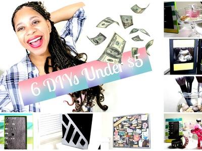 6 DIYs Under $5 | My DIY Room.Nursery Renovations (Episode 7)