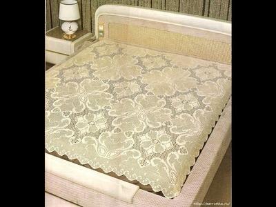 Crochet| Bedspread Free |Simplicity Patterns|146