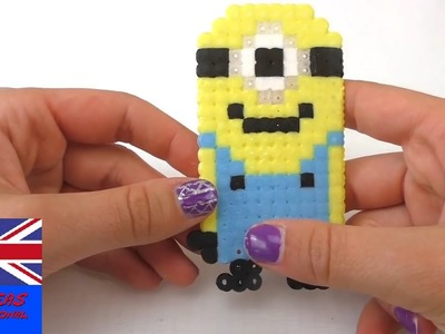 Diy minion crafts - how to make your own minion with beats - easy tutorial for beginners