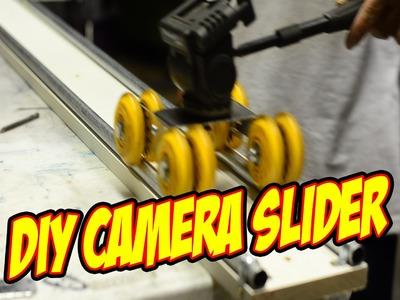 DIY Slider for DSLR