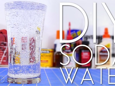 DIY Soda Water