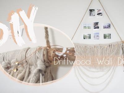 DIY TUMBLR. PINTEREST Inspired Wall Decor • WildMoon