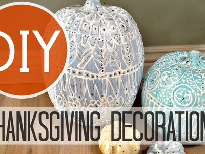 Fall Decor - Easy DIY | by Michele Baratta