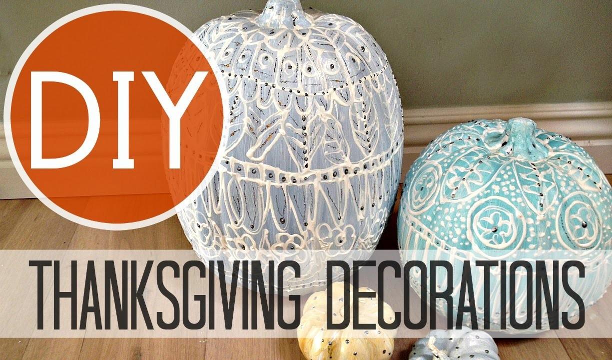 Fall Decor - Easy DIY | by Michele Baratta