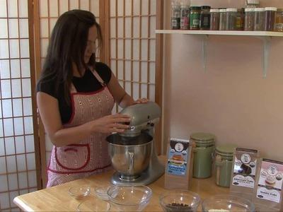 Healthy Cookies : Gluten & Dairy Free Cookie Recipe
