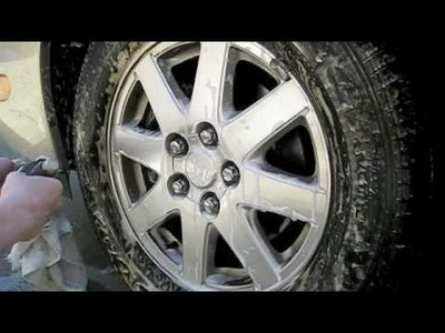 How To Detail Your Car's Wheels The Right Way
