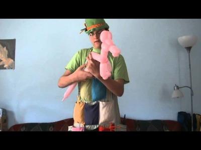 How to make a balloon unicorn