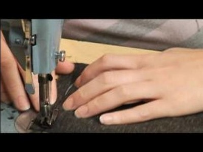 How to Make a Coin Purse : Making The Bottom Of The Coin Purse