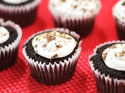 How to Make Chocolate CupCakes - Basic CupCakes Recipe by barnaliskitchen