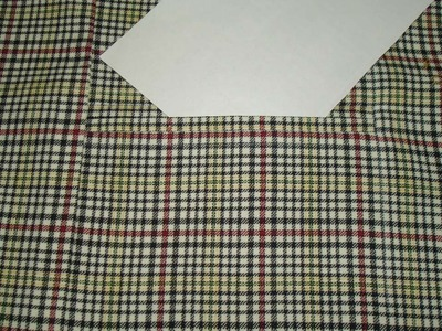 How To Sew A Pocket On A Jacket - DIY Style Tutorial - Guidecentral
