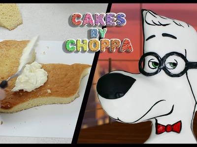 Mr Peabody Cake (How To) | Mr Peabody & Sherman