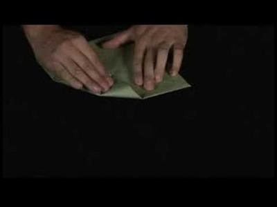 Origami Folding Instructions : How to Make a Paper Fortune Teller