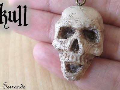 Polymer Clay Skulls | Maive Ferrando