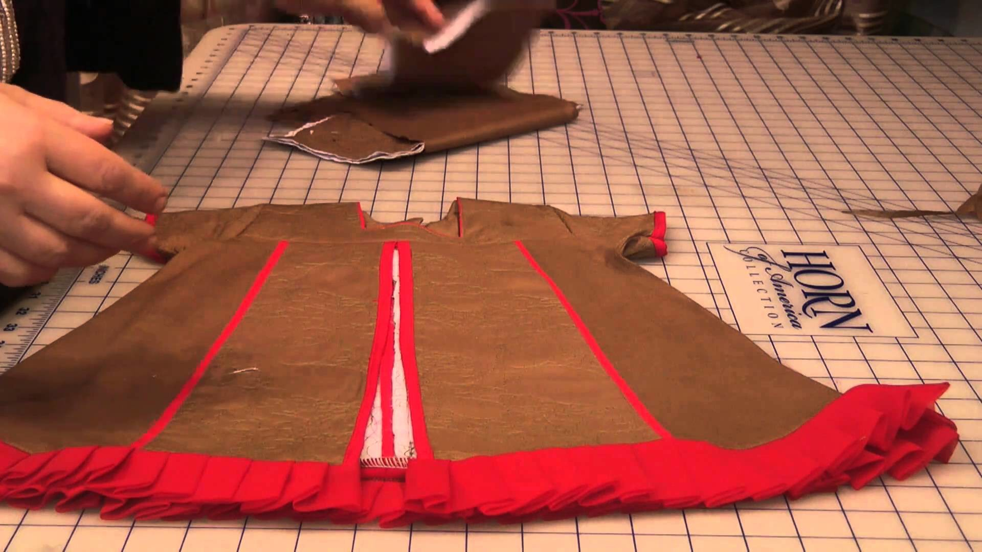 Sewing Baby Dresses
