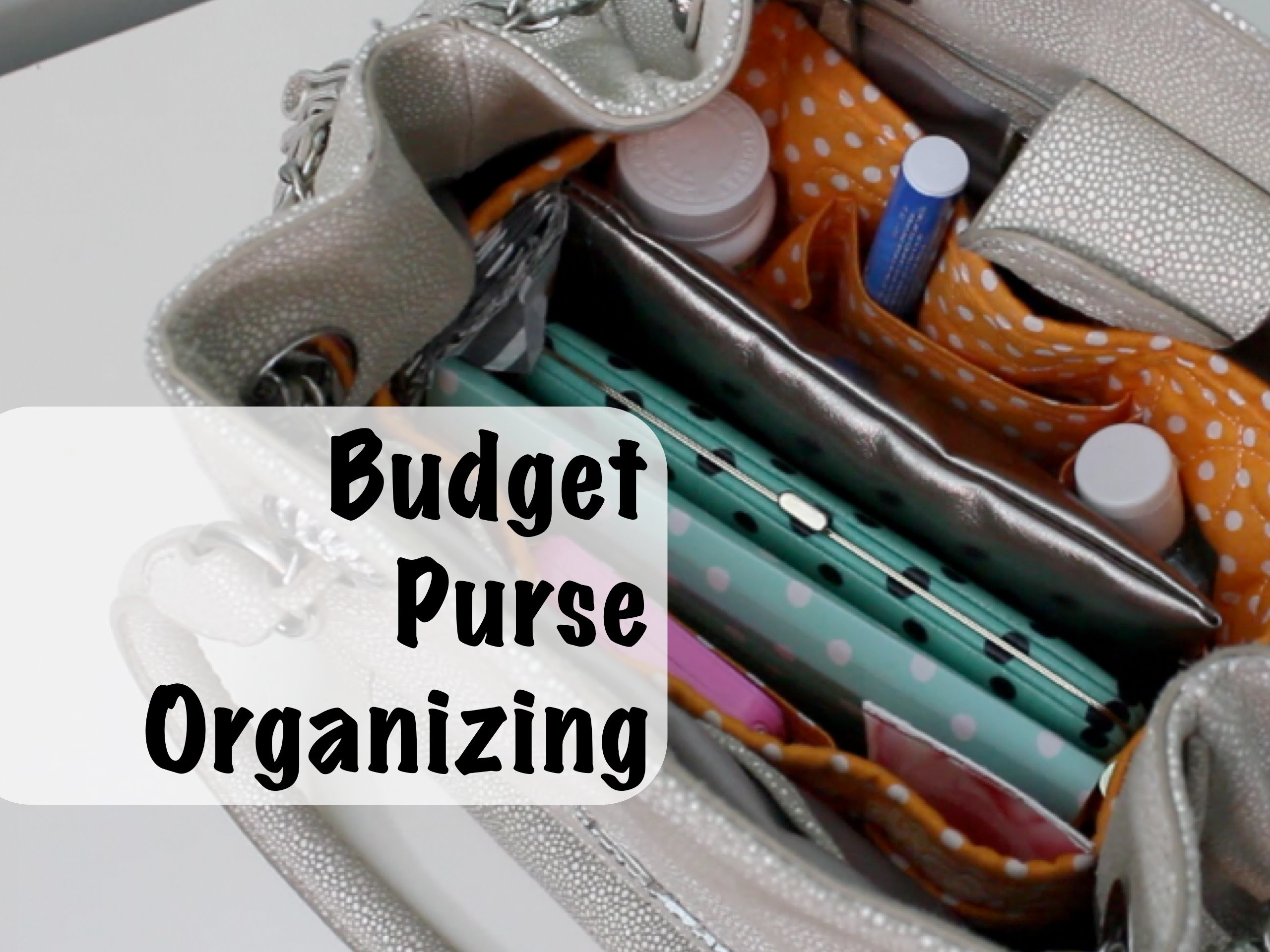 Simple Purse Organization Ideas! | What's in my bag