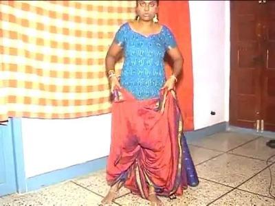 Tamil Iyer saree madisar in readymade