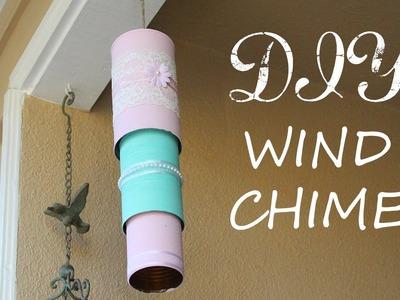 Tin Can Wind Chime ♥ DIY