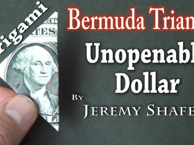 Unopenable Dollar Prank