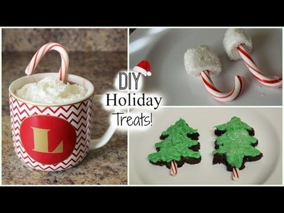 3 Easy DIY holiday treats for 2014!