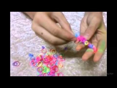 DIY Rubber band Friendship bands Easy to make