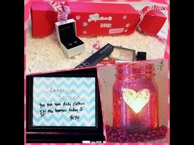 DIY Valentine's Day Gift Ideas ♡