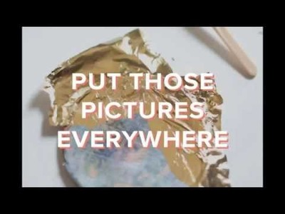 DIY Video: How To Make Photo Transfer Leather Coasters