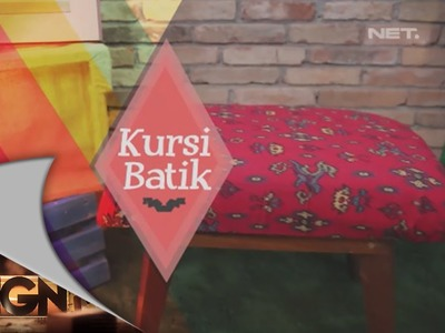 Dsign - DIY - Kursi Batik