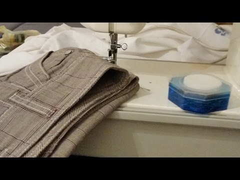 Easily Tighten a Loose Pair of Pants - DIY Style - Guidecentral