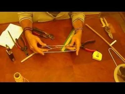 How To Build a Disc Golf Retriever DIY Instructions.