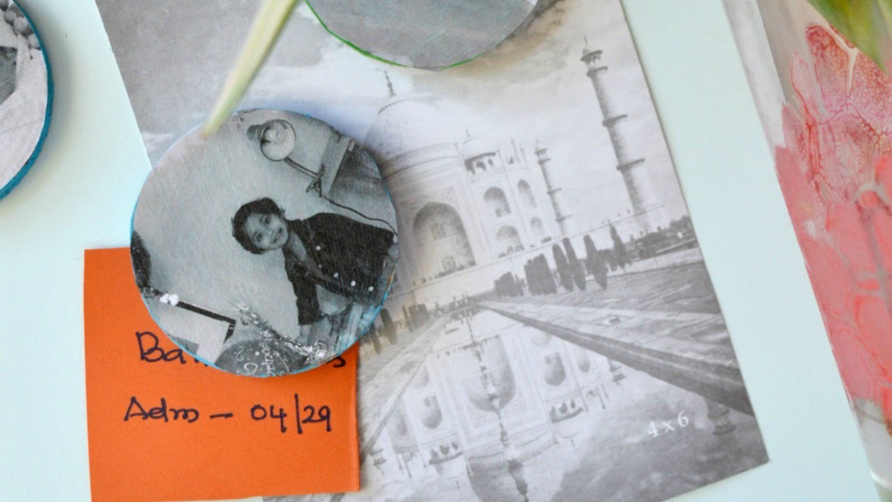 Make Easy Photo Magnets with Cork - DIY Home - Guidecentral
