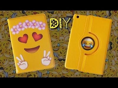 DIY Emoji Ipad Case || Lucykiins