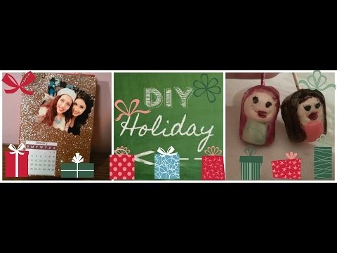 Last minute DIY holiday gift ideas