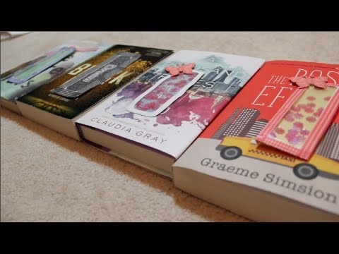 DIY BOOKMARK!