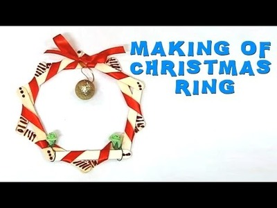 DIY Crafts - How to Make Christmas Ring