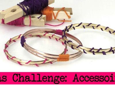 DIY Inspiration Challenge #15 Accessoires | Evas Challenge | Tutorial - Do it yourself
