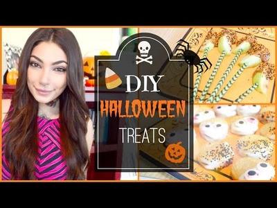 DIY Yummy Halloween Treats! | Spook-Tober