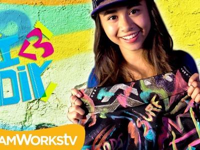 Katy Perry and Zendaya Inspired Graffiti Style Clothing | I ♥ DIY